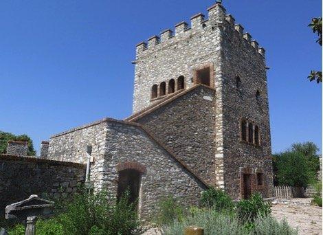 Venetian tower at Butrint.