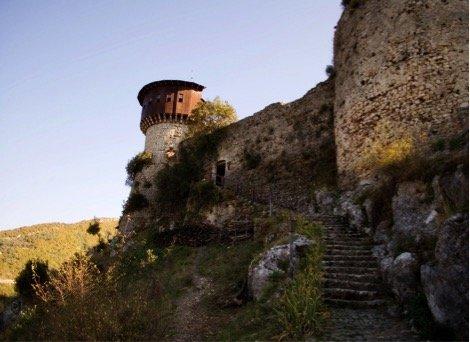 Petrela Castle.
