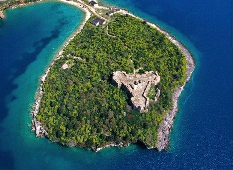 Castle of Ali Pasha.