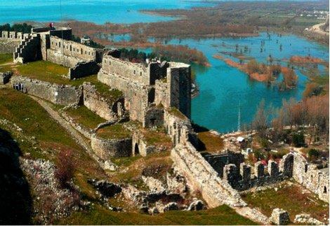 Rozafa Castle.